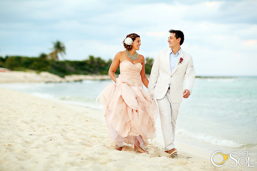 blue venado wedding weddings in playa