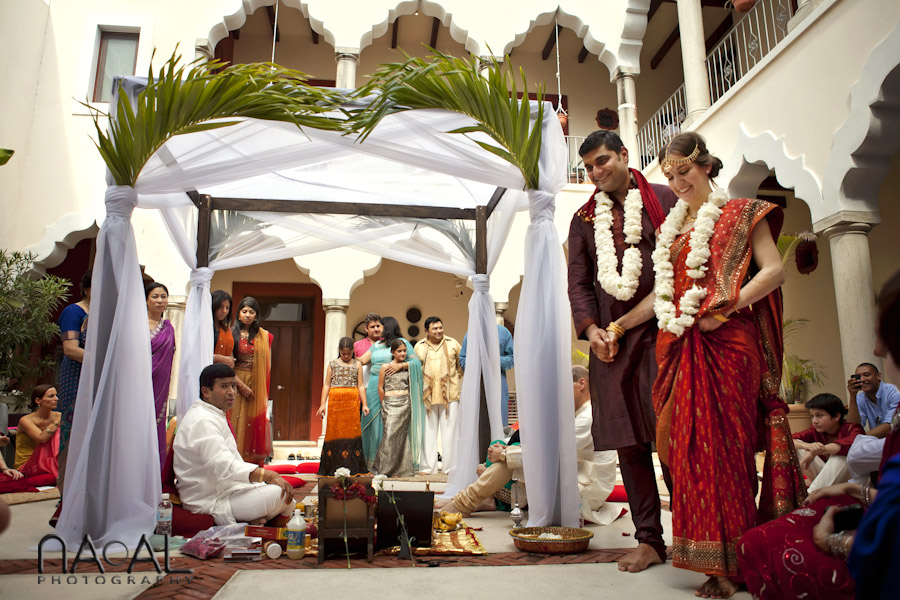 Hindu Wedding Playa del Carmen