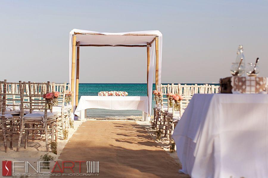 grand coral beach club altar