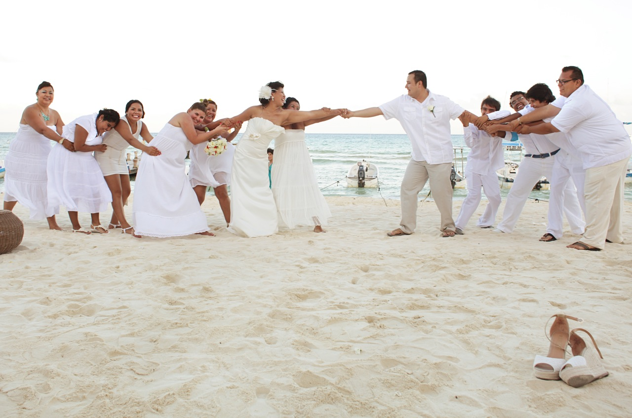 Indigo Beach Wedding 1