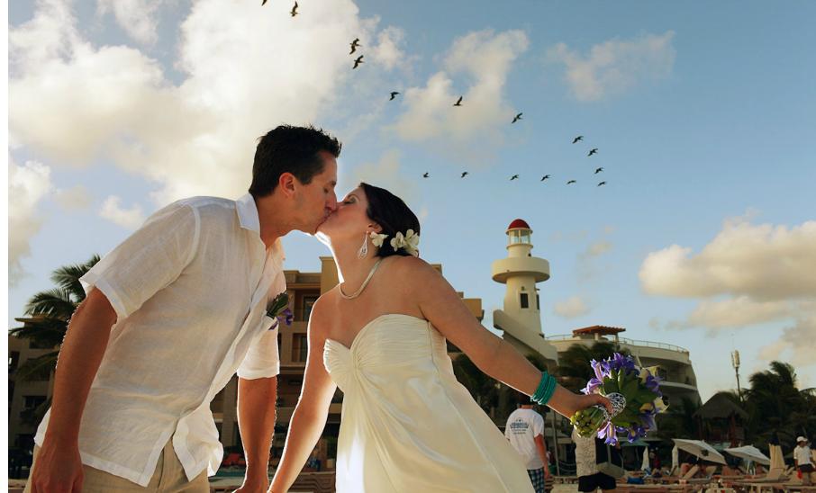 Wickys Wedding Playa del Carmen