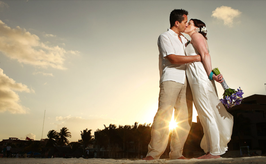 Wickys Wedding Playa del Carmen 7