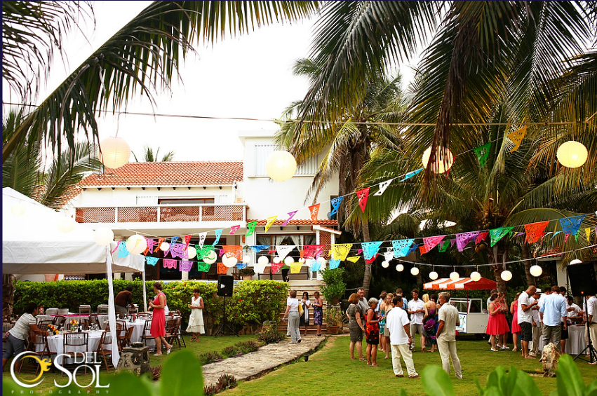 weddings in playa casa chaac playacar 4