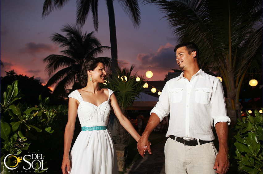 weddings in playa casa chaac playacar6.22 PM