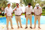 weddings in playa casa chaac playacar 6