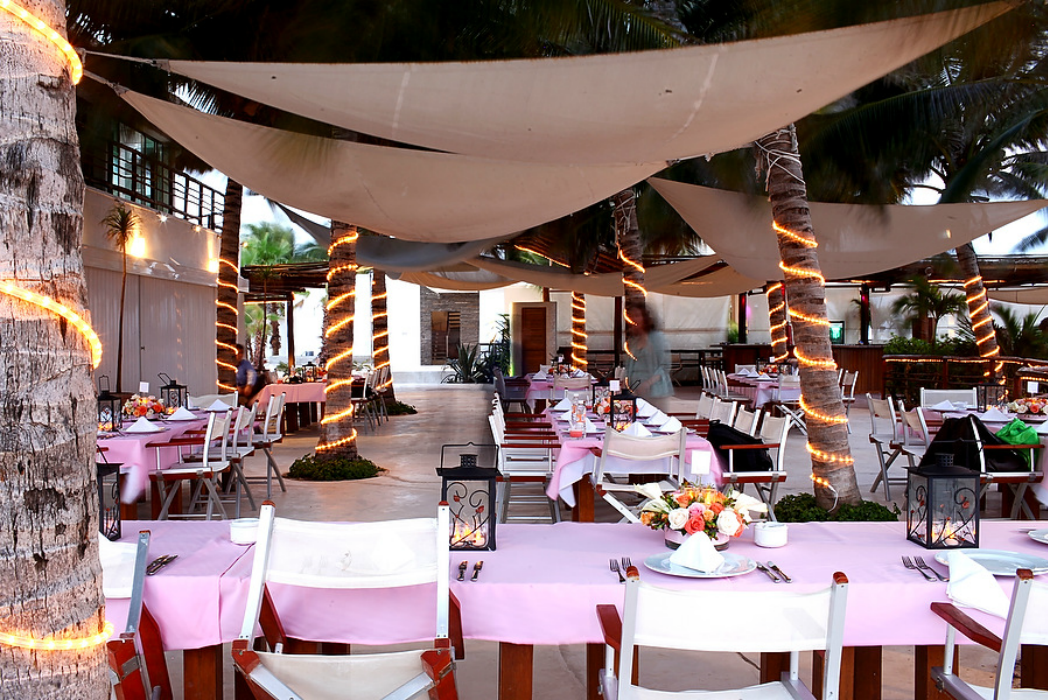 weddings in playa kool beach club