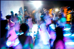weddings in playa kool beach club dance