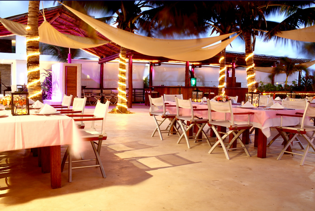 weddings in playa kool beach club decor