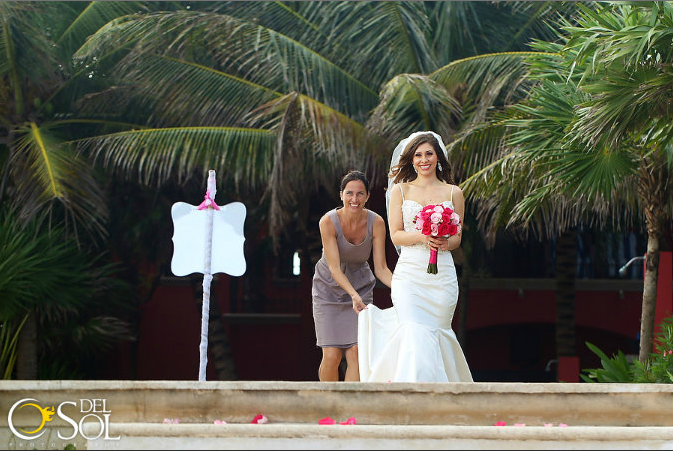 weddings in playa beach wedding tulum