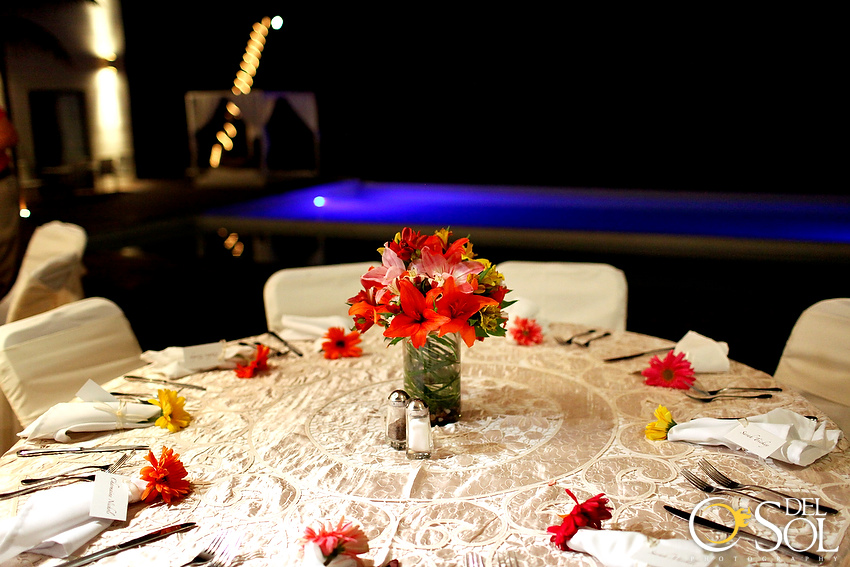 Grand Coral Beach Destination Wedding