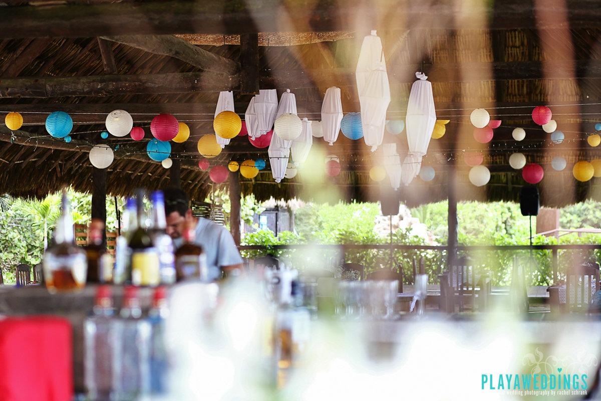 audrey and jason blue venado beach club playa del carmen