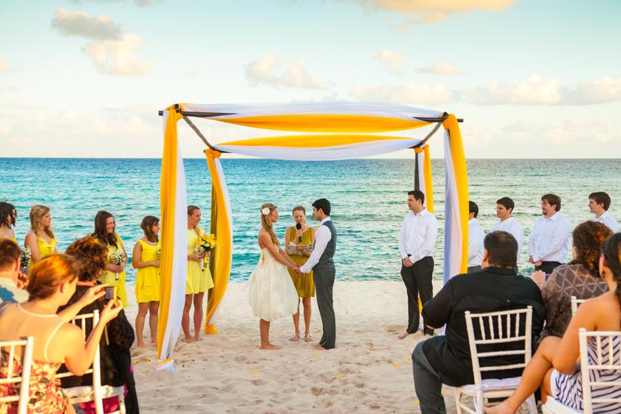 Blue Venado Weddings in Playa