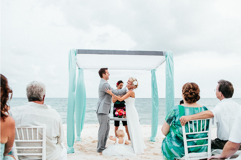 grand coral beach wedding